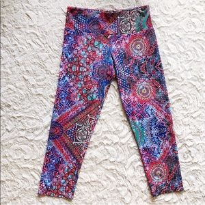 Onzie High Waisted Kaleidoscope Leggings